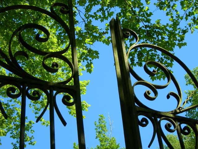 Gates To A Garden