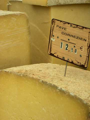 Cheese From The Correze