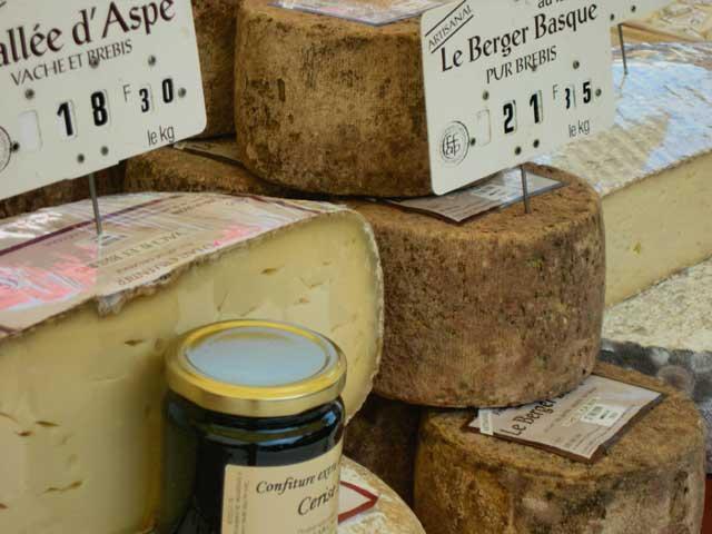 Glorious Earthy Cheese