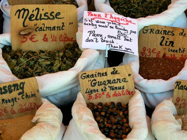 Teas and Spice