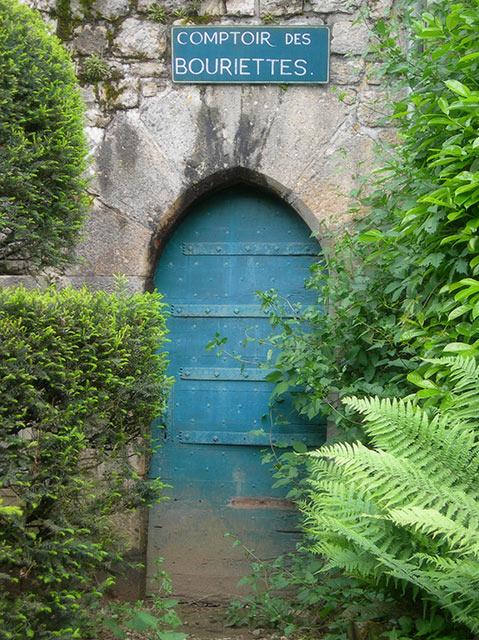Doorway, Martel